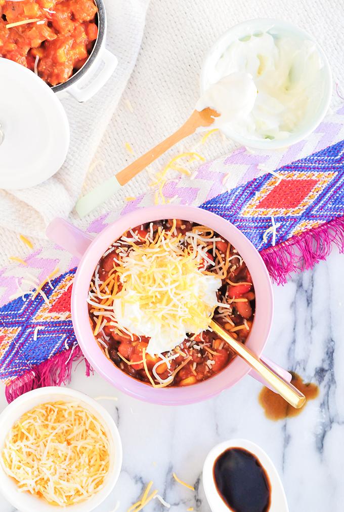Homemade Hearty Chili