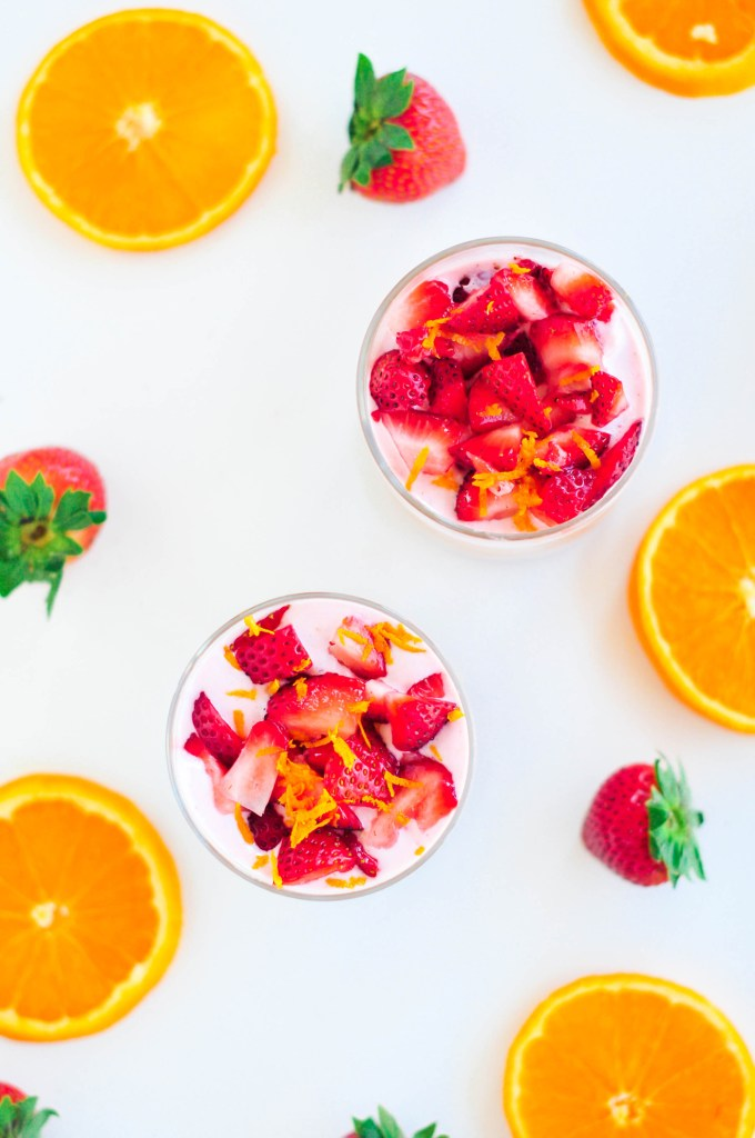 trawberry Orange Fluff Recipe