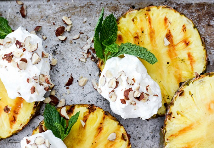 7 Grilled Dinners & Desserts To Try This Summer