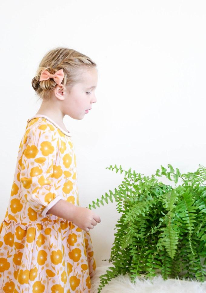 Toddler Braid Hack || www.theproperblog.com