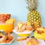 Taste It \\ Baked Pineapple Donuts Recipe