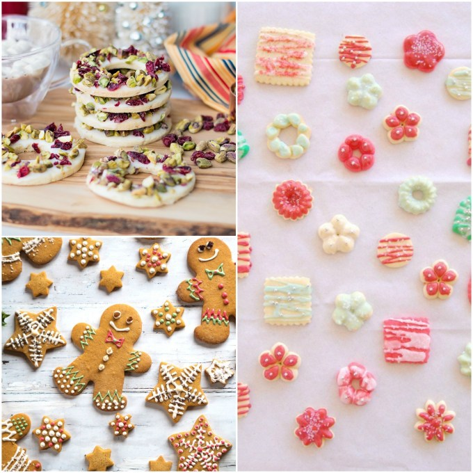 13 Holiday Cookie Recipes