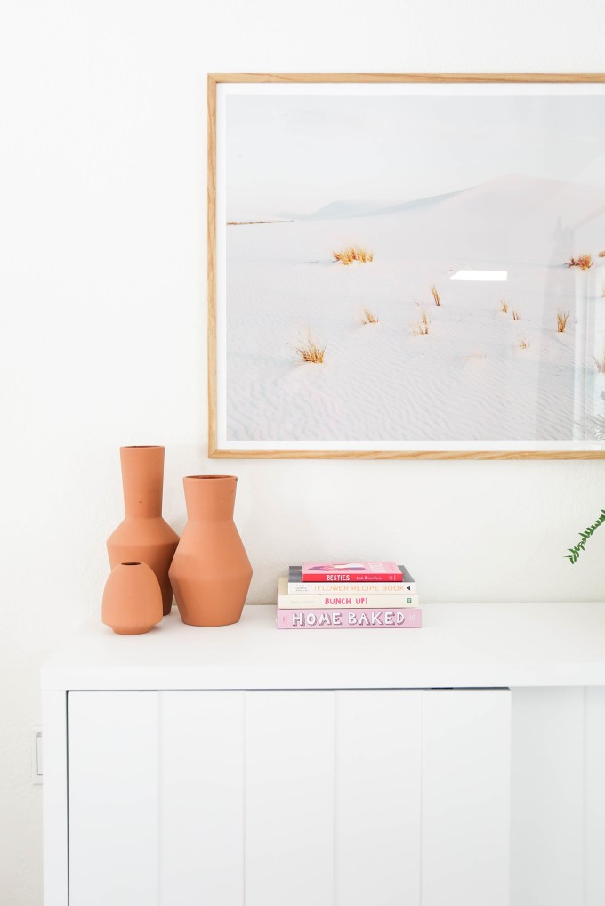 styled dining sideboard