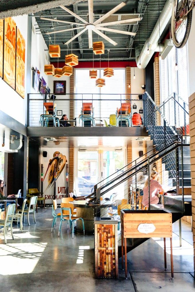 Coffee shop - Tucson