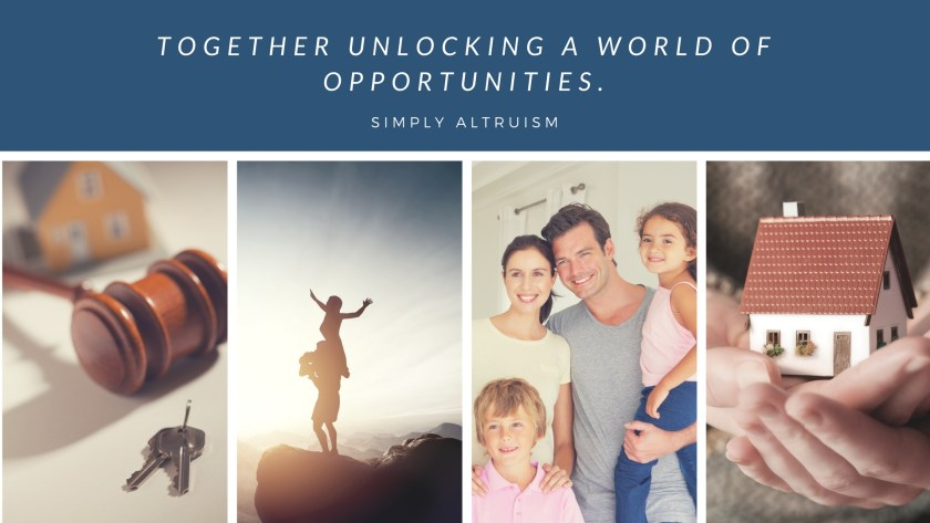 The Property Buyers Guide by Simply Altruism_Together Unlocking a World of Opportunities