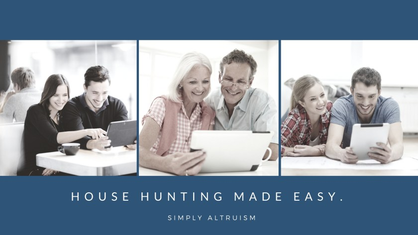 The Property Buyers Guide by Simply Altruism_House Hunting Made Easy