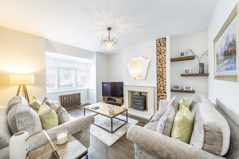 Shot of living room for Ocean Estate Agent Bristol