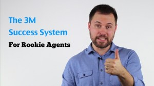 Cover image of 3M Success System for rookie agents - 500x281