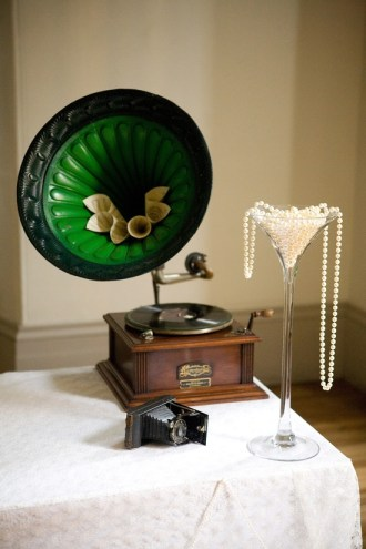Create the perfect proposal scene with vintage props