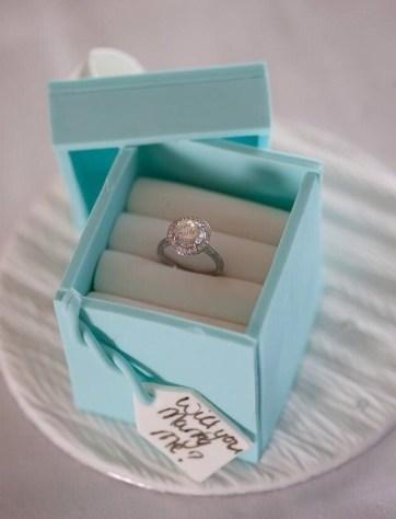 proposal cake copy