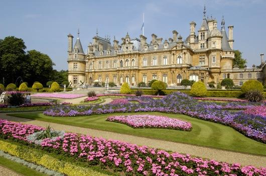 Waddesdon Manor proposal