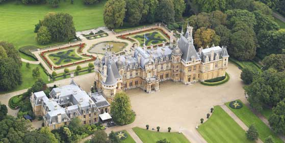 We Are Waddesdon Manor S Recommended Proposal Planners