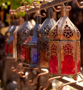 Turn up the heat by visiting exotic Marrakech