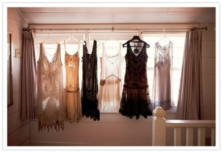Get her in the 1920's mood with a selection of dresses