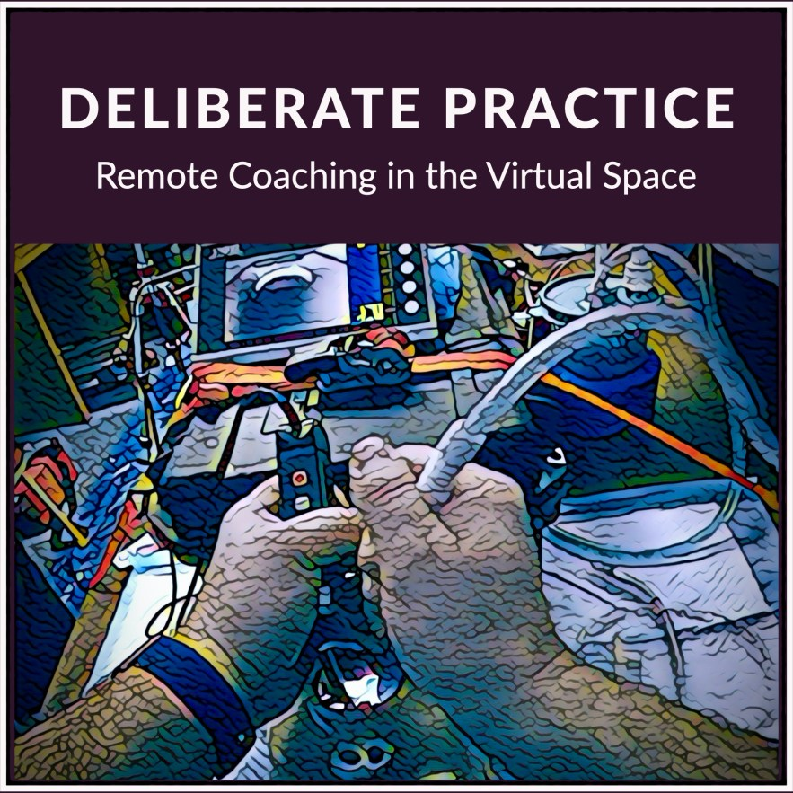 Remote Deliberate Practice