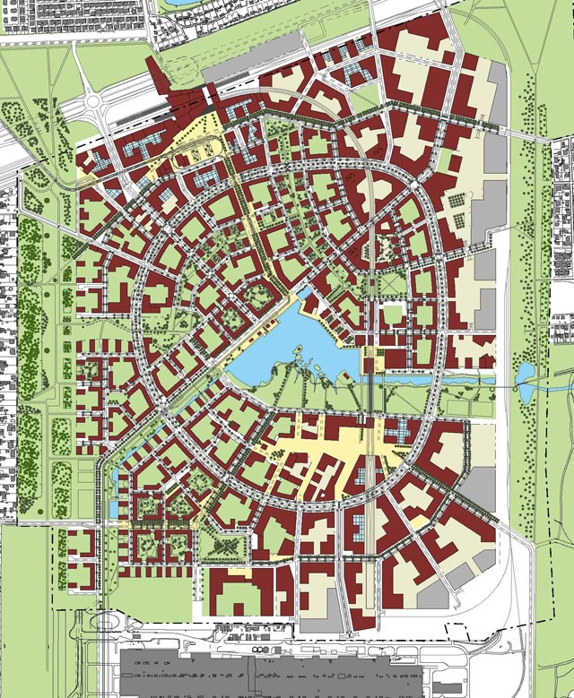Public Space and Urban Planning A Stepchild Relationship