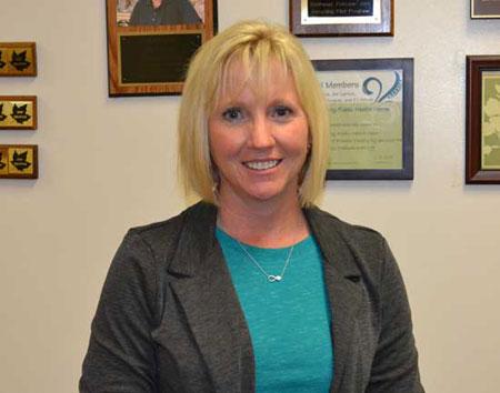 Angie Cue, Lamar Community Development Director