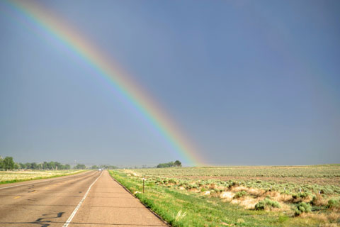 Rainbow-over-Road