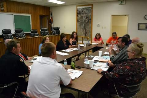 Lamar City Council Work Session