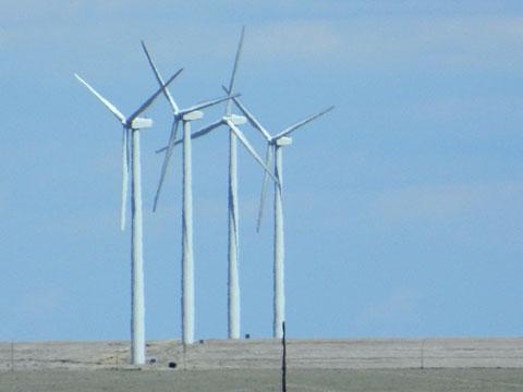 Lamar Light and Power Turbines