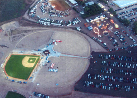 2009 World Series, Sand and Sage Fair and Carnival