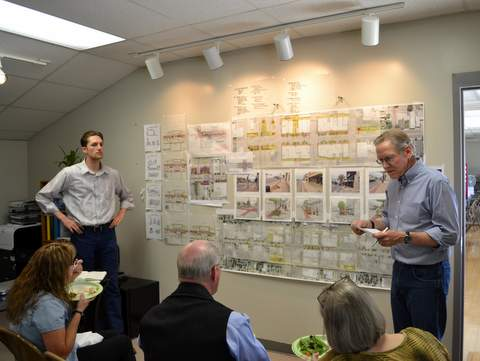 Streetscape Concepts Discussed