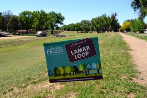 Lamar Loop at Willow Creek Park
