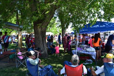 Music Lovers Find Their Spot at the Park