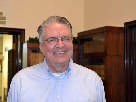 Judge Larry Stutler