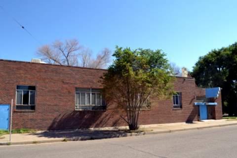 Former SOS Building, Looking North