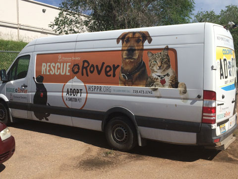 HSPPR Rescue Rover