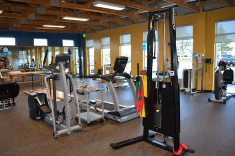 Rehab Gym Exercise Equipment