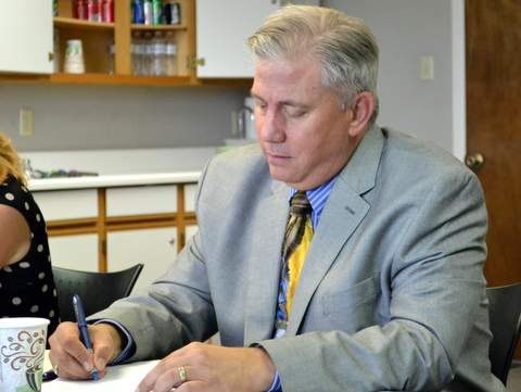 LUB Attorney, Don Steerman