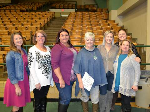 Chamber Board Members Served as Greeters