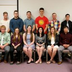 LCC's Phi Theta Kappa Inducts 26 New Members