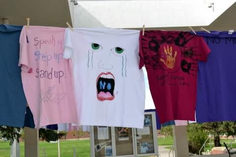 Student-made Tee Shirts