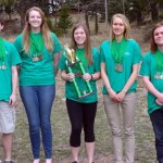 Woodland Park High School Marks a Win at the 2017 Colorado Envirothon Competition