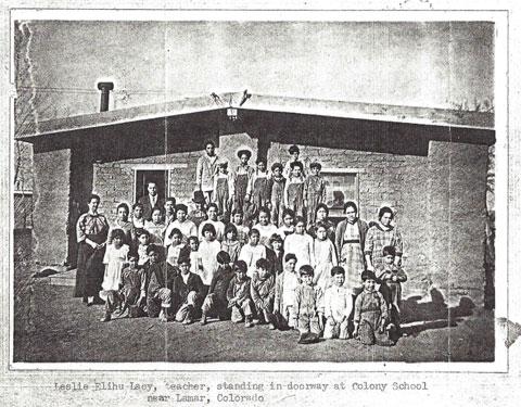 La Colonia Schoolhouse