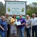 Rosengrants Awarded Walter Ely Scholarship for 2017