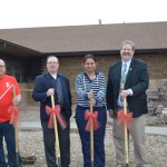 Groundbreaking for High Plains Pediatric Clinic