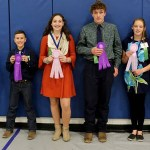 Regional Science Fair Features 123 Student Projects