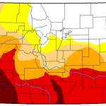 Extreme Drought Spreads Across Southeastern Colorado