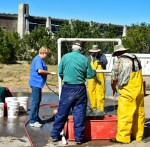 Volunteers Help CPW Biologists Survey John Martin Reservoir Fish Population