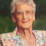 Ava Kiniston…June 6, 1918 – December 22, 2018