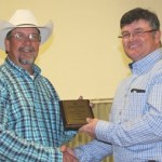Hartshorn Receives Honorary Cattlemen's Award at Bent-Prowers 150th Banquet
