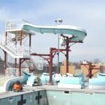Lamar Replacing Pool Slide