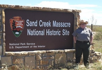 Sand Creek Massacre National Historic Site Welcomes New Interpretation Ranger