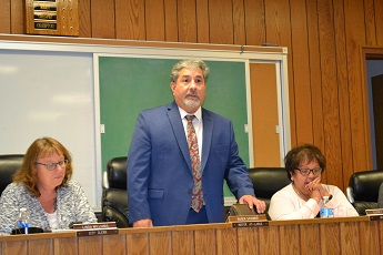 Crespin in as Lamar's New Mayor