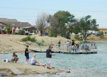 Kids Fishing Days Set for April-/-May