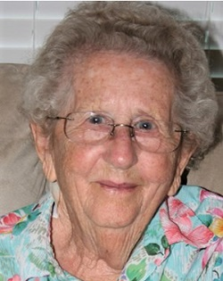 Mary Leighty…May 26, 1925 – March 6, 2021